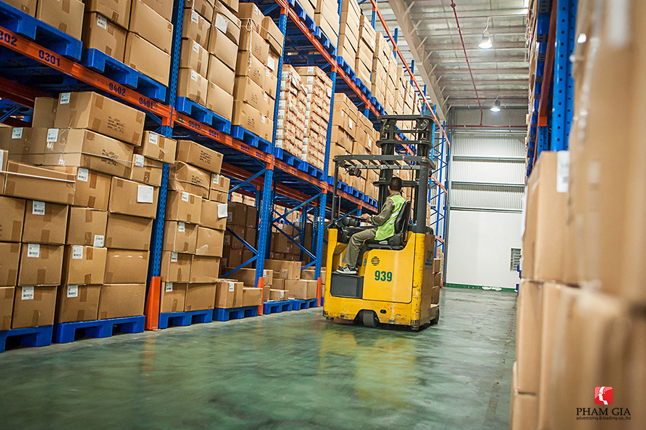 CFS Warehouse Service